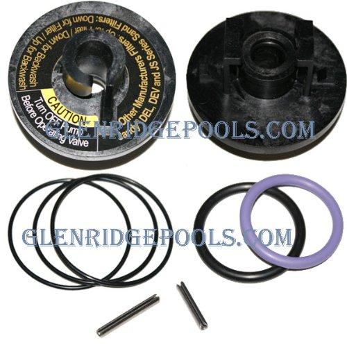 (Jandy Push-Pull Slide Valve O-Ring & Roll Pin Replacement Kit R0442100 Jandy Push-Pull Slide Valve O-Ring & Roll Pin Replacement Kit R0442100)