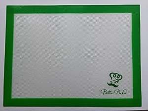 Better Baker Silicone Baking Mat, Non-stick Reusable, Standard Half Sheet 16 X 12 FDA Safe by Better Baker