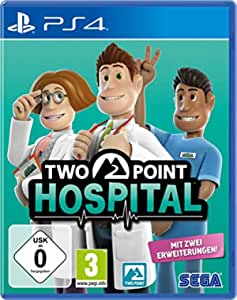 Two Point Hospital (PlayStation PS4)