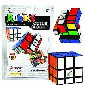 Winning Moves Rubik's Color Blocks, Brown
