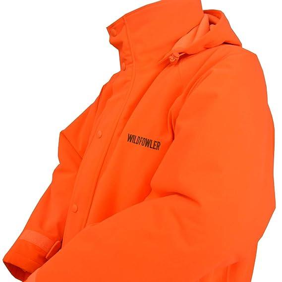 4a1e0b41e81ef Amazon.com: Wildfowler Outfitter Performance Camo Hunting Insulated Parka:  Clothing