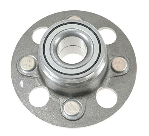 Rear Wheel Hub /& Bearing Left or Right for 01-05 Honda Civic 1.7L w//Rear Drum