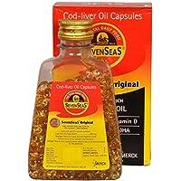 Merck SevenSeas Original Cod liver Oil Capsules- 500 Pieces