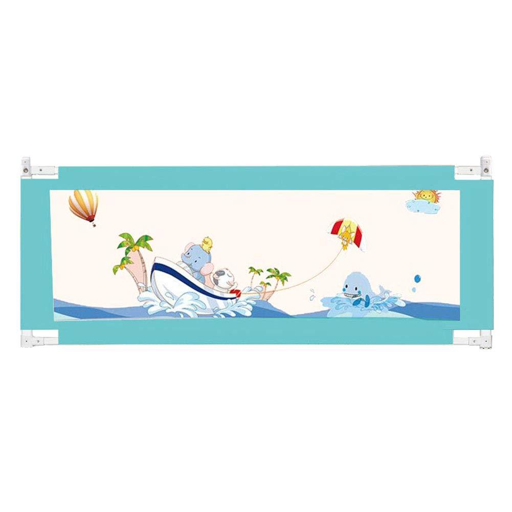 ベッドフェンス, 赤ちゃん、幼児のためのポータブル安全ベッドレールBedRail垂直リフティングベッドガード、3色オプション - 68センチメートル (色 : STYLE 2, サイズ さいず : 200cm) 200cm STYLE 2 B07L6KJZFR