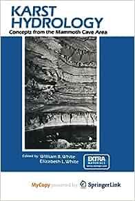 Karst research in north America /La recherche karstologique en Amérique du Nord