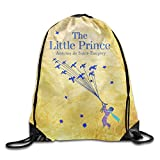 CHYY Gym Watercolor Painting The Little Prince 2016 Drawstring Backpack Hiking Bag