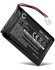 CELLONIC®Batterij compatibel met Sony PS4 Dualshock 4 V1, PlayStation 4 Controller, LIP1522 1300mAh Vervangende Accu Battery