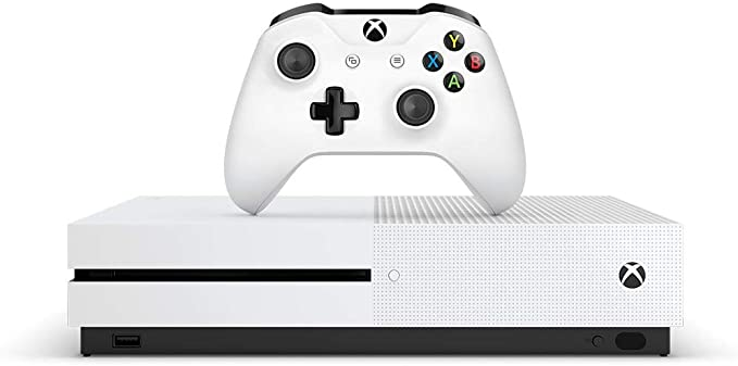 Microsoft Xbox One S 1TB + Controller Wireless + Abbonamento Xbox Live Gold 14GG Blanco 1000 GB Wifi - Videoconsolas (Xbox One S, Blanco, 8000 MB, DDR3, AMD Jaguar, AMD Radeon): Amazon.es: Videojuegos