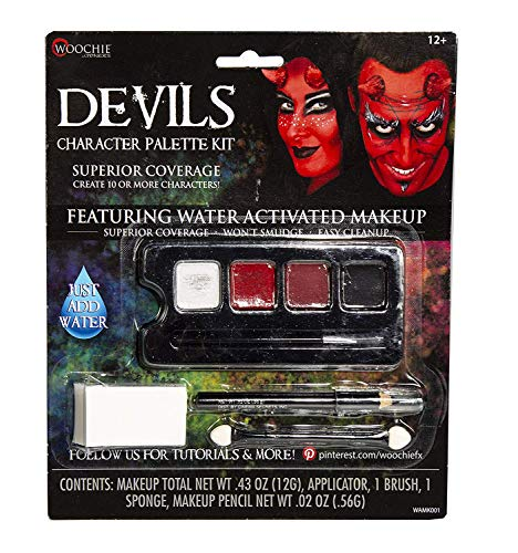 Woochie Water Activated Character Make Up Kit