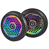 BWANA Honey-Hollow Core (HHC) PRO Scooter Wheels -2 wheels (1 pair)