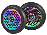 BWANA 2 Pro Scooter Wheels (110mm) Honey-Hollow core
