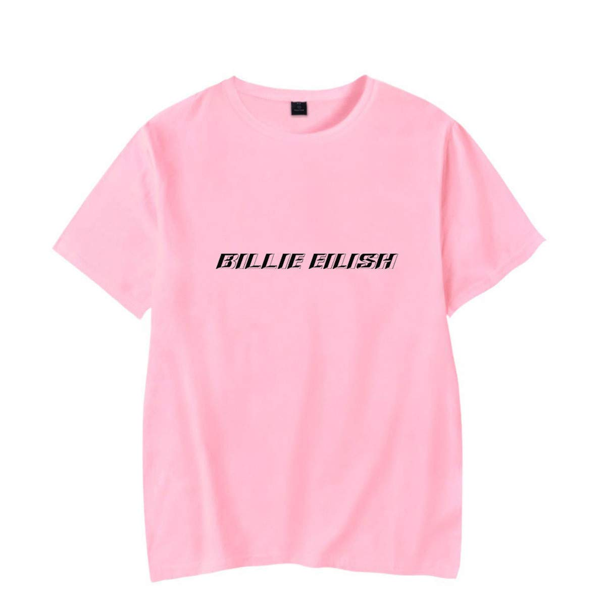 Trend Singer per Billie Eilish Maglietta Bury a Friend Hip Pop Cool Bluse T-Shirt Top Camicetta Maniche Corte per Uomo Donna Teen