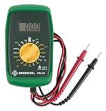 Greenlee DM-20 Manual Ranging Digital Multimeter With Test Lead
