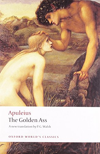 Book cover for The Golden Ass