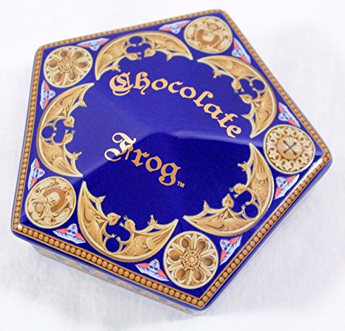 Universal Studios Wizarding World of Harry Potter Chocolate Frog Ceramic Trinket (Frog Candy Dish)