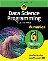 Data Science Programming All-In-One For Dummies Front Cover