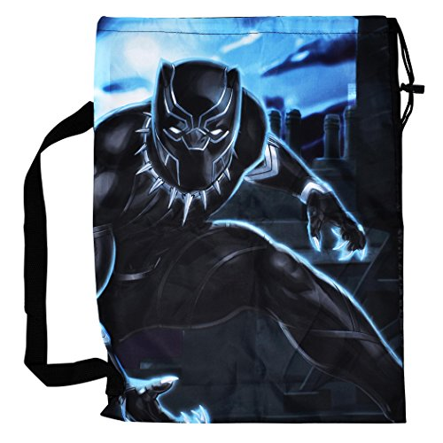 Avengers Black Panther Pillowcase Bag -