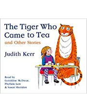 The Tiger Who Came to Tea and other stories CD collection: Enjoy these beloved classic stories as an incredible listening experience!