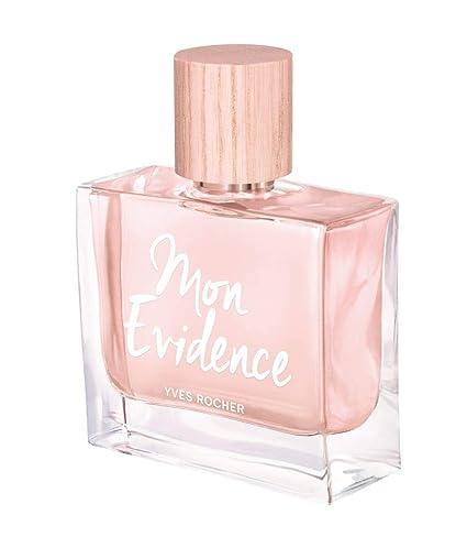 Yves Rocher Mon Evidence Leau De Parfum 50ml Amazonfr Beautã