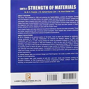 SMTS – I Strength of Materials