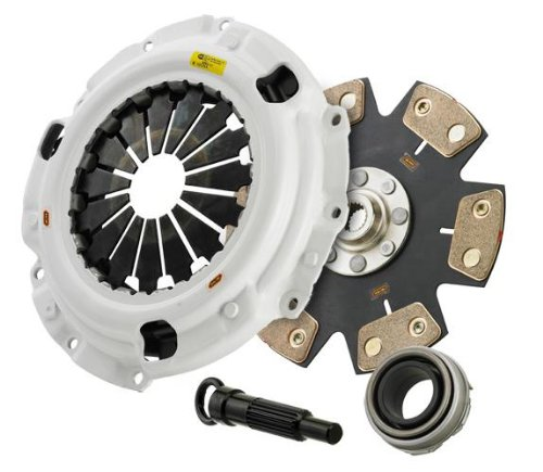 Clutch Masters 15017-HRB4 Clutch Kit (04-08 Subaru WRX Sti 2.5L Eng. 6-Spd (3600 lbs) FX500 4-Puck)