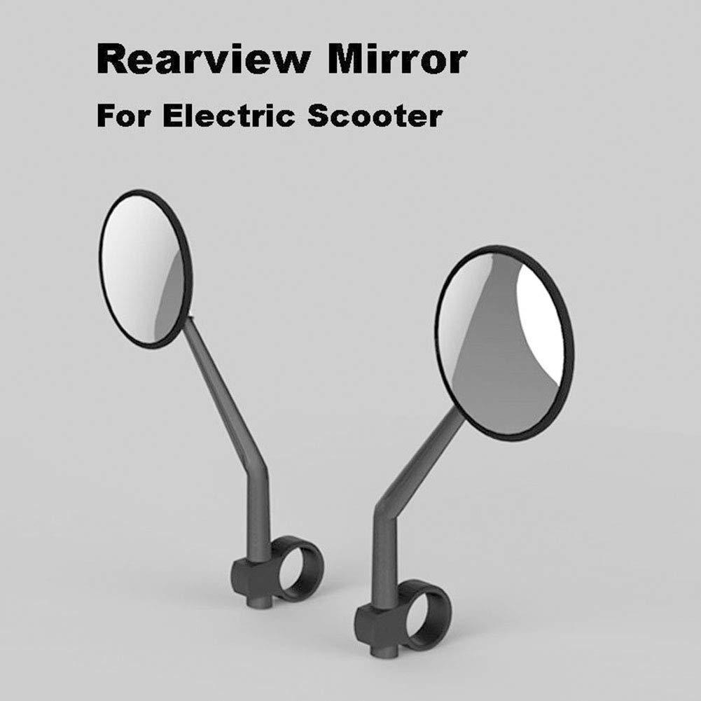 Ganquer Durable Rechange R/étroviseur Trottinette /Électrique Pi/èce pour Xiaomi Mijia M365