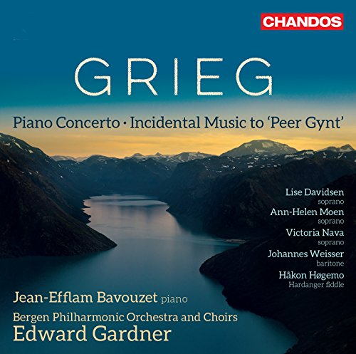Grieg : Peer Gynt, Op. 23 & Piano Concerto in A Minor, Op. 16