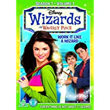 Wizards of Waverly Place - Series 1 Volume 1
