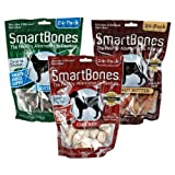 SmartBones Peanut Butter Dog Chew, Mini, 24-Pack, My Pet Supplies
