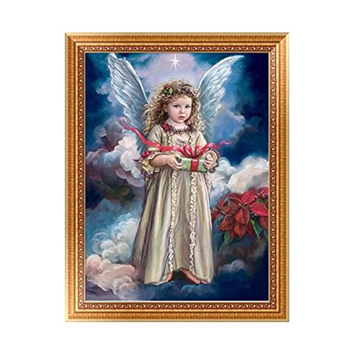 Angel Embroidery - 8