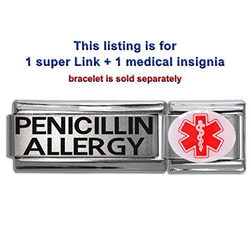 allergy italian charm - 6