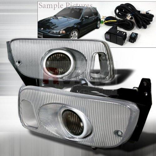 92 civic carbon fiber hatch - 3