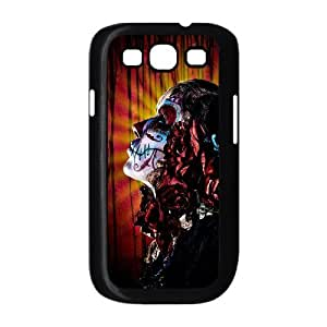 Artistic Skull Phone Case For Samsung Galaxy S3 i9300 [Pattern-1]