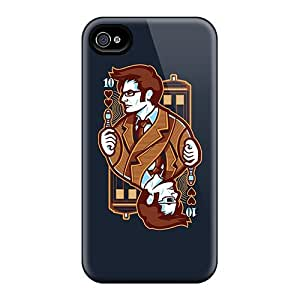 Snap-on Cases Designed For Iphone 6plus- Doctor Who Card