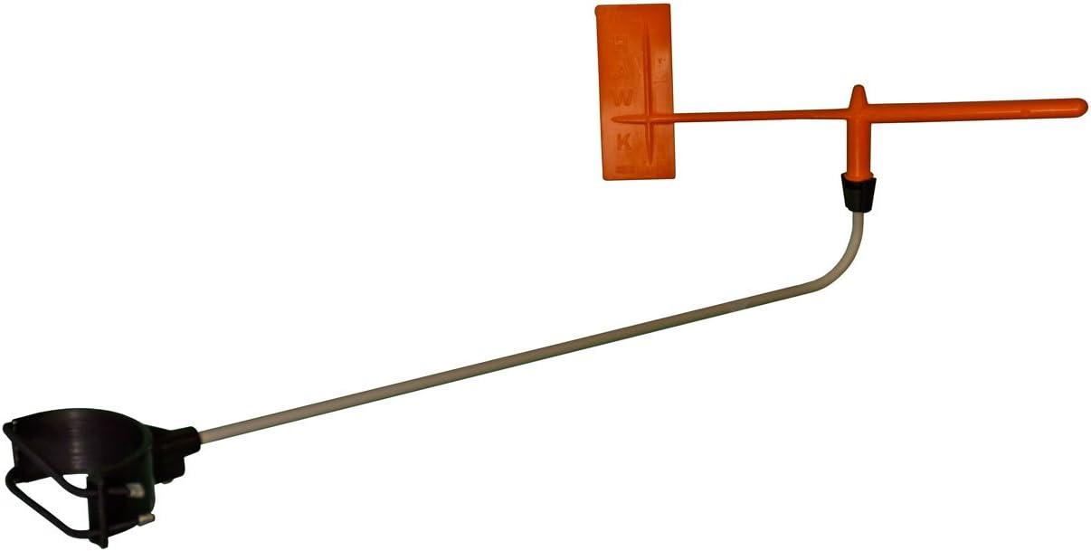 für Jollen bis zu 6 m Hawk Marine Little Hawk MK2 Verklicker zur Anbringung am