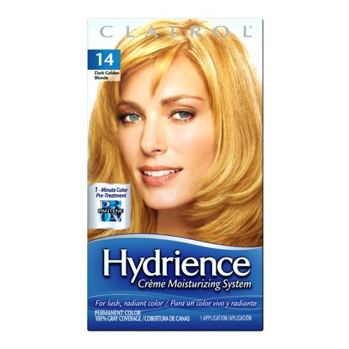 Nice Clairol Hydrience Color, 014 Bamboo (Pack of 3) free shipping