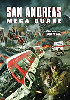 Book Cover: San Andreas Mega Quake
