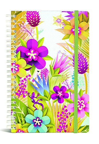Gift Trenz Franklin Mill Paradise Wire Notebook, Ruled (1239)