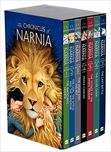 The Chronicles Of Narnia Book Series Pdf