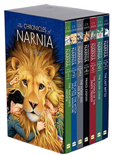 mini store gradesaver the chronicles of narnia the magician s nephew the lion the witch and the wardrobe the horse and his boy prince caspian voyage of the dawn treader the