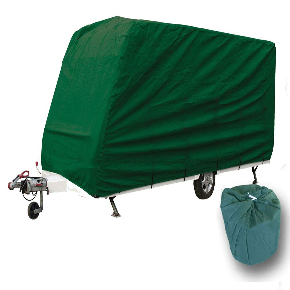 Crocodile Trading Ltd Total 5-Star Caravan Cover Protector. Seal It Tight & Do It Right. 19' - 21'