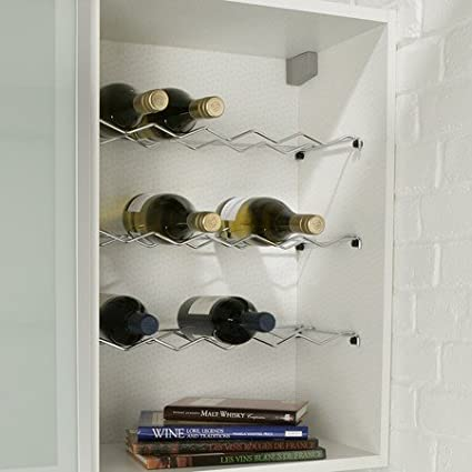Wine Rack Insert For Kitchen Units 150 300 400 500 600mm Amazon Co Uk Kitchen Home