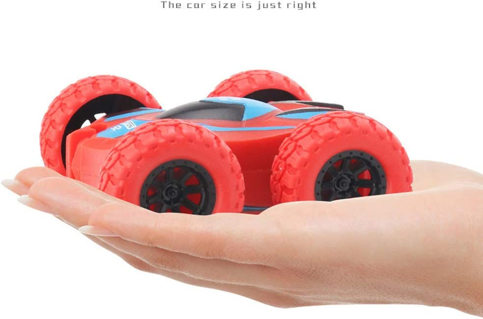 ZOMUSAR Education Toy Inertia Double Side Drive Off-Road Vehicle Simulation Model Toy Baby Car Model