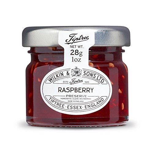 (Tiptree Raspberry Preserve Minis, 1 Ounce (Pack of 72))