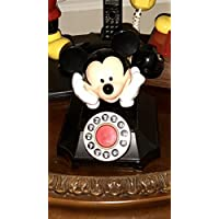 MICKEY MOUSE Vintage-Style Desk Phone
