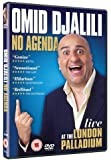 Omid Djalili : No Agenda - Live at the London Palladium [2007] [DVD]