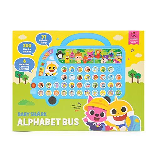 Pinkfong Baby Shark Official Alphabet Bus