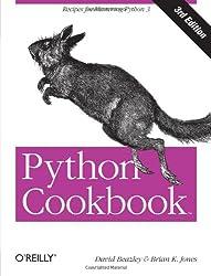 Python Cookbook, Third edition