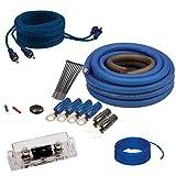 Soundquest SQK8 CCA 8 Gauge Wiring Kit