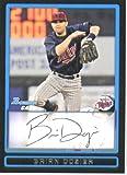 2009 Bowman Draft Baseball Rookie Card IN SCREWDOWN CASE #BDPP16 Brian Dozier Mint
